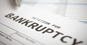 bankruptcy petition form