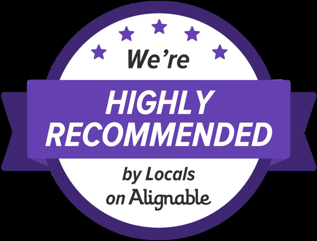 alignable badge