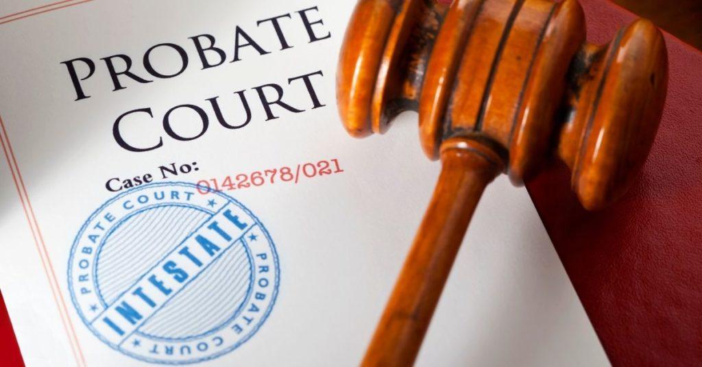 probate court case