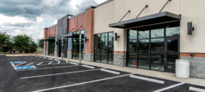retail property store front